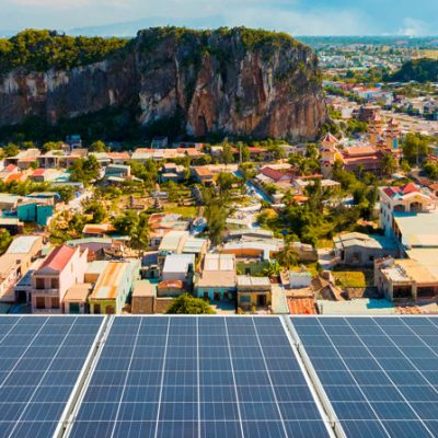 Assessment of rooftop photovoltaic solar energy potential in Vietnam